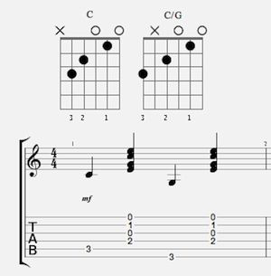 How to Play Alternating Bass Chords